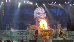 Iron Maiden @ HSBC 2016