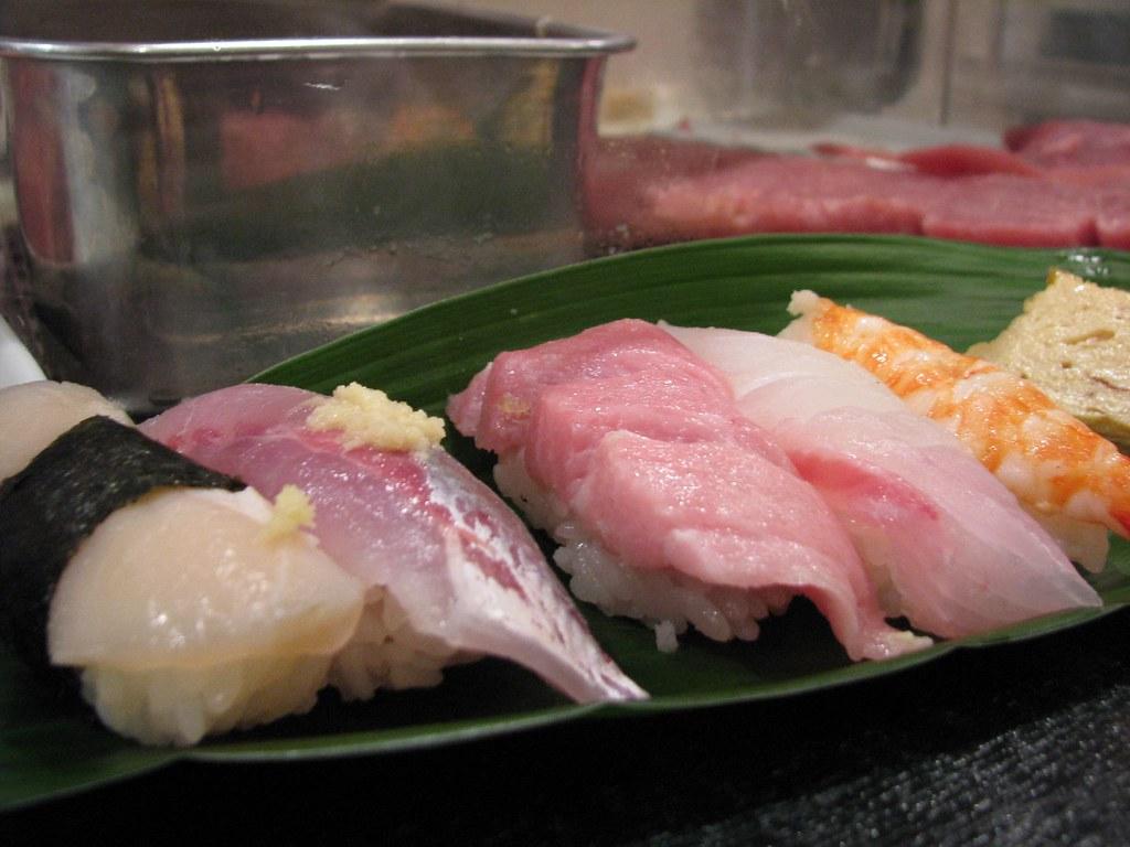 Sushi Teishoku