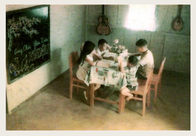 An Lộc, Mar 1969 --- Hiếu - Hà - Hùng - Hiển