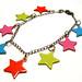 Fun Fun Colorful Stars Bracelet by MAUstudio