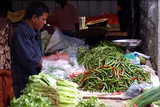 Mauritius Market - Peppers