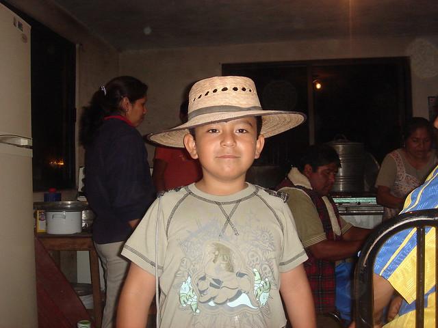 Header of Leo Juarez