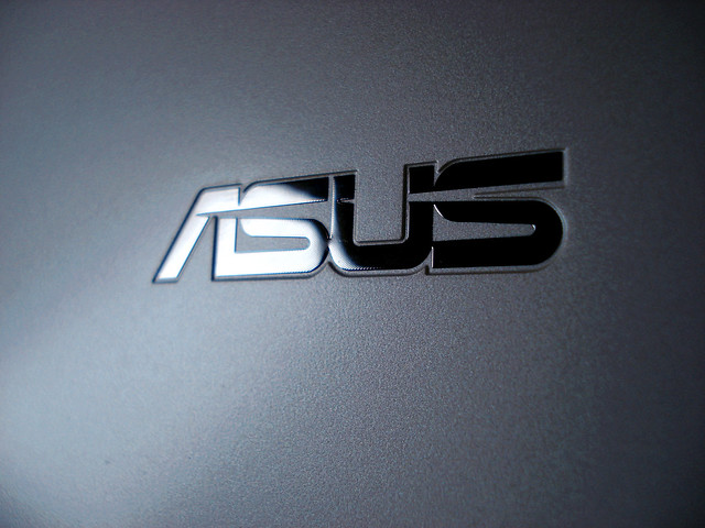 asus logo on eeepc lid center flickr photo sharing
