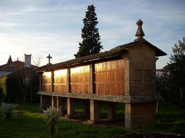 Hórreo - Pazo de Oca - Pontevedra