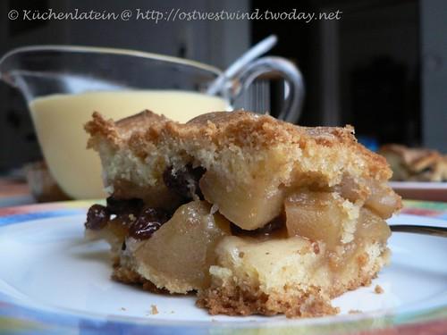 Russian Grandmothers' Apple Pie-Cake 001