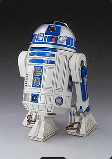 S.H.Figuarts【R2-D2】星際大戰四部曲:曙光乍現 A New Hope