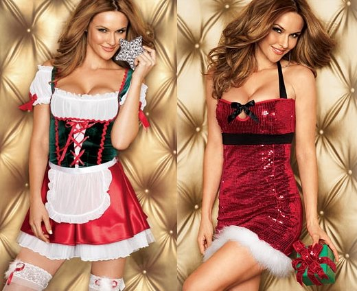 women-christmas-costume