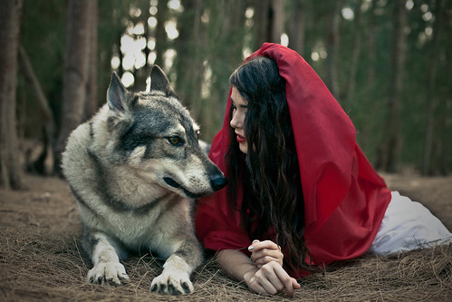 Red Riding Hood by SHANNONALEXABRAY.com