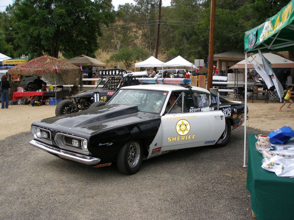 LASD Motorsports Drag Car