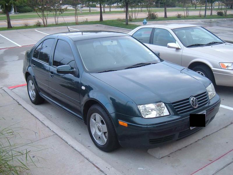Volkswagen Jetta Sedan GLI 2.8 L (2004)