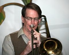 tuba(0.0), trumpet(0.0), singing(0.0), musician(1.0), trombone(1.0), musical instrument(1.0), music(1.0), trumpeter(1.0), brass instrument(1.0),