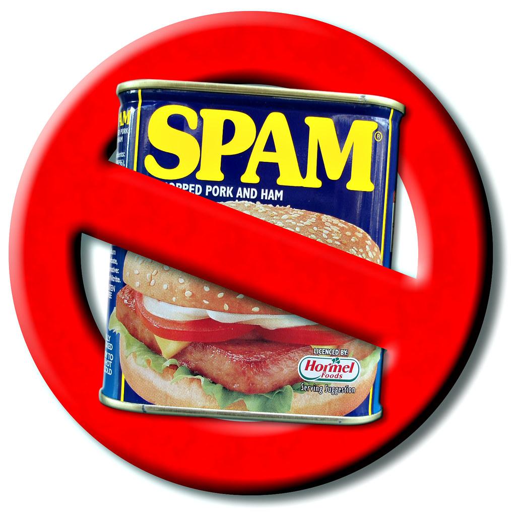 No-Spam logo
