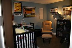 baby's room so far