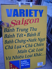 Sign in another language - Vietnamese