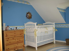 bed frame, furniture, room, infant bed, bed, nursery, bedroom, baby products,