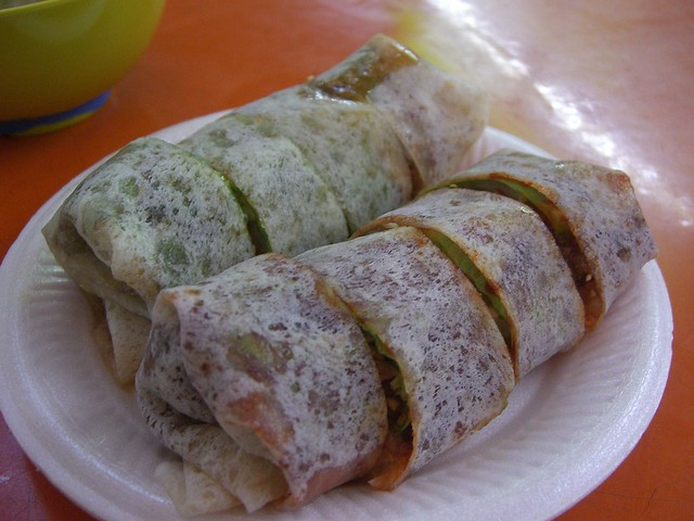 Popiah - Maxwell Road Hawker Centre