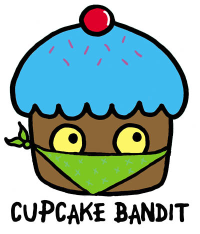 cupcake bandit design flickr   photo sharing