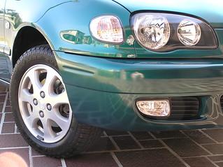 1999 AE112R Toyota Corolla Ultima