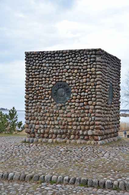 Halkokari skirmish memorial