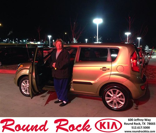 Thank you to Jacqueline Smith on your new 2013 #Kia #Soul from Jorge Benavides and everyone at Round Rock Kia! #NewCar by RoundRockKia