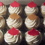 Canadian Thanksgiving Classic Cupcakes