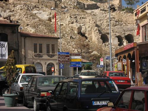 directions in Ürgüp