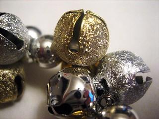 Dischdeko Silber und Gold
