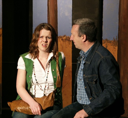 The hitchhiker 2 the barony players production of the hit
