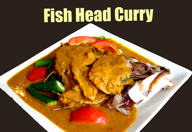Fish head curry flickr photo sharing for Fish head app