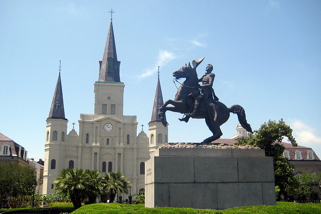 New Orleans - French Quarter: ...
