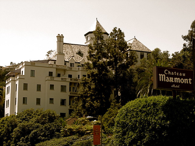 Chateau Marmont Hotel Rooms