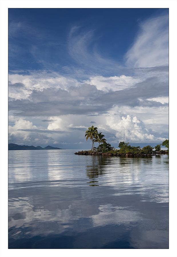 Fiji dawn