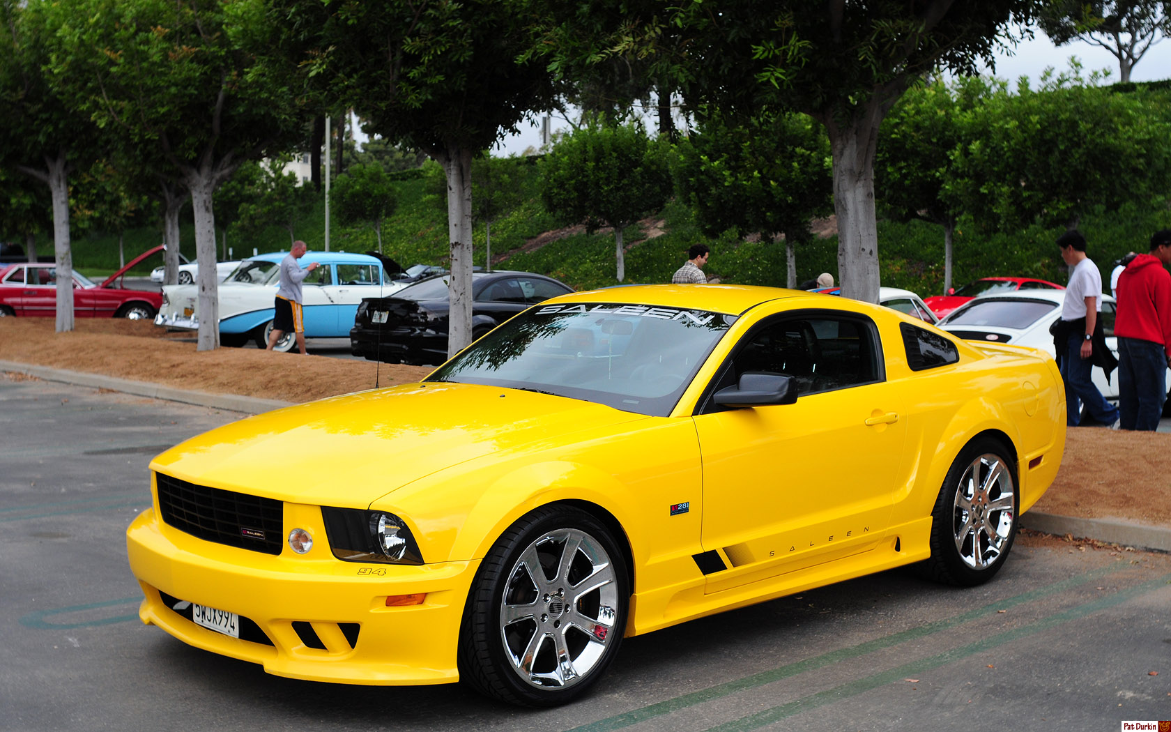 2005 saleen ford mustang s281 extreme images pictures and videos. Black Bedroom Furniture Sets. Home Design Ideas