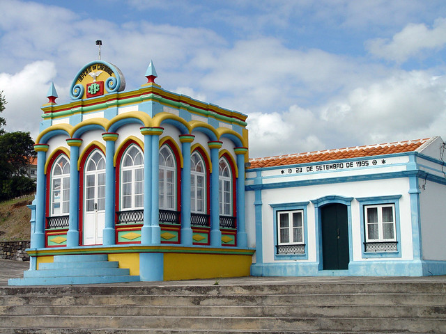 Colorful Chapel