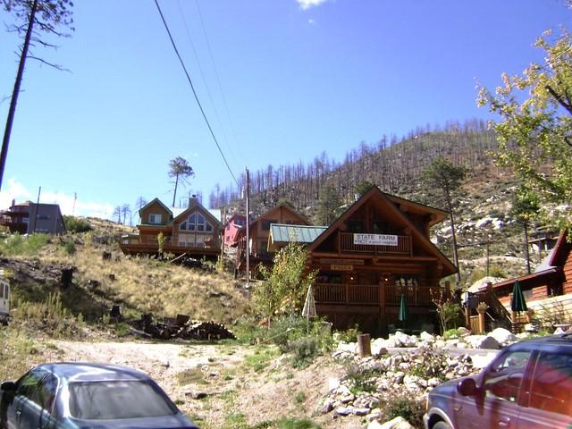 Cabins Homes Of Mt Lemmon Az 12 Flickr Photo Sharing