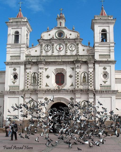 Parroquia Los Dolores - Tegucigalpa
