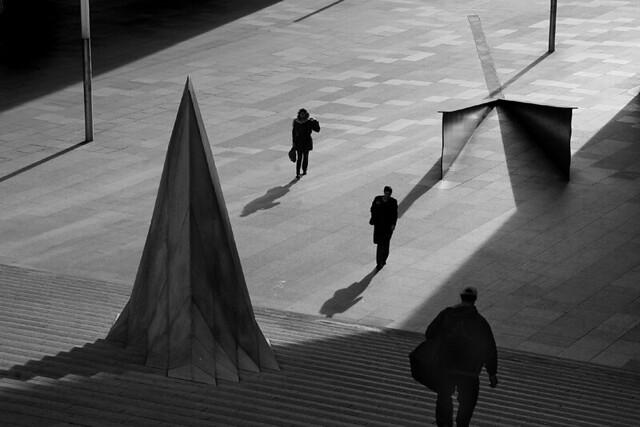 Fantastic Black and White Street Photographs