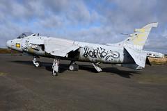 Sea Harrier FA2,  ZD581