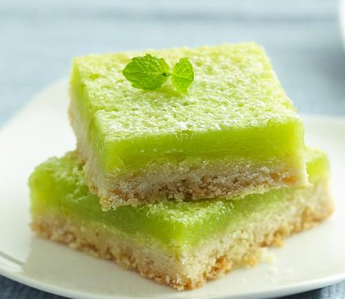 Mojito Bars Recipe