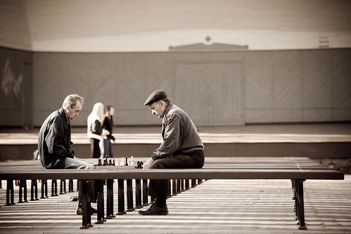 Chess players II