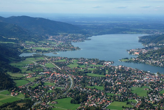 A view at Tegernsee