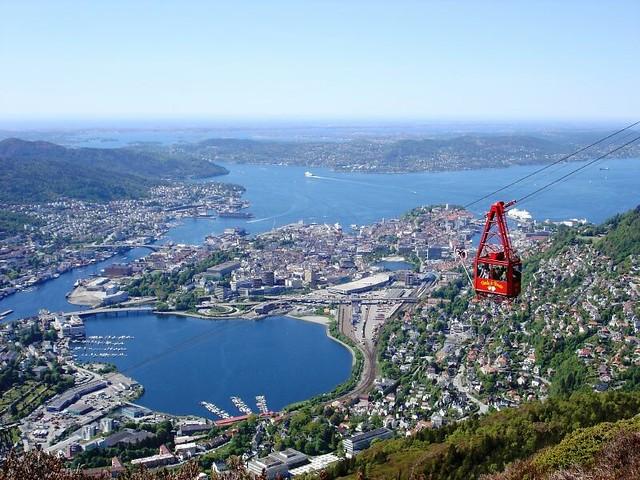 Bergen Travel Guide by CC user satrevik on Flickr