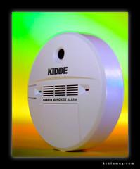 A Carbon Monoxide alarm can save lives.
