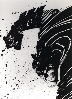 Batman_Absolute Dark Knight_Frank Miller by cocklani