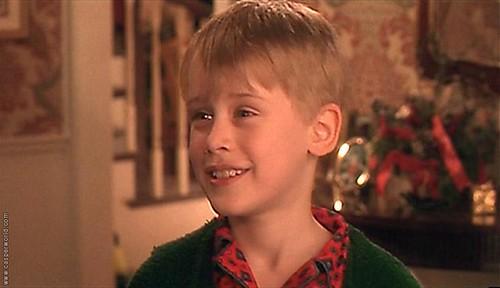 Macaulay Culkin Esqueceram de Mim Home Alone