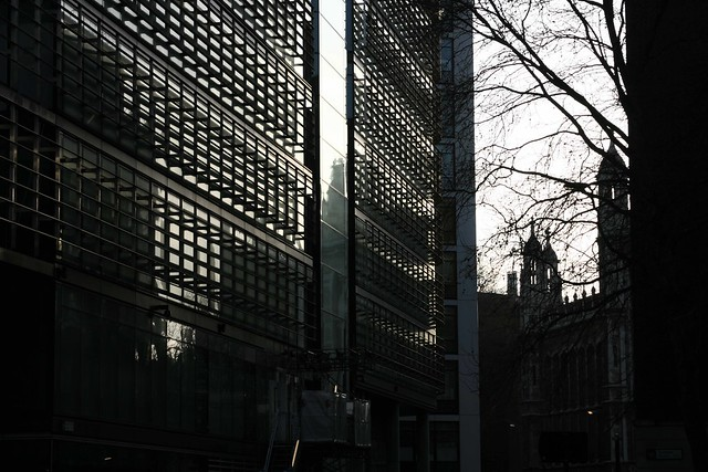 New Fetter Lane (3), London