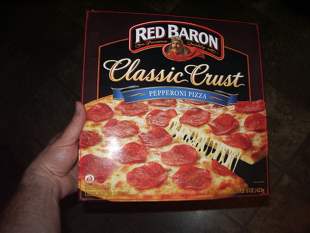 red baron pizza flickr photo sharing
