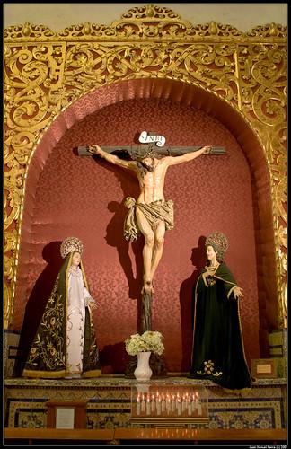 Cristo de la Buena Muerte - San Pedro de Lima by Manuel (Imanol)