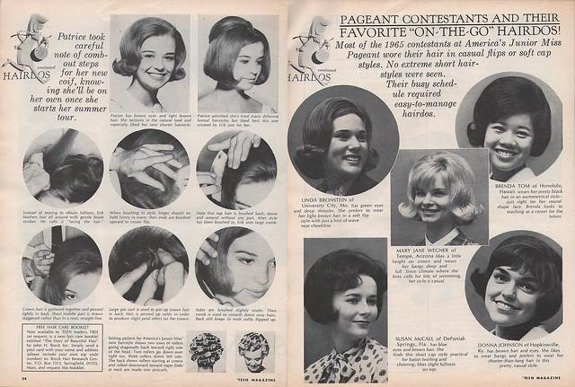 1960s hair styles