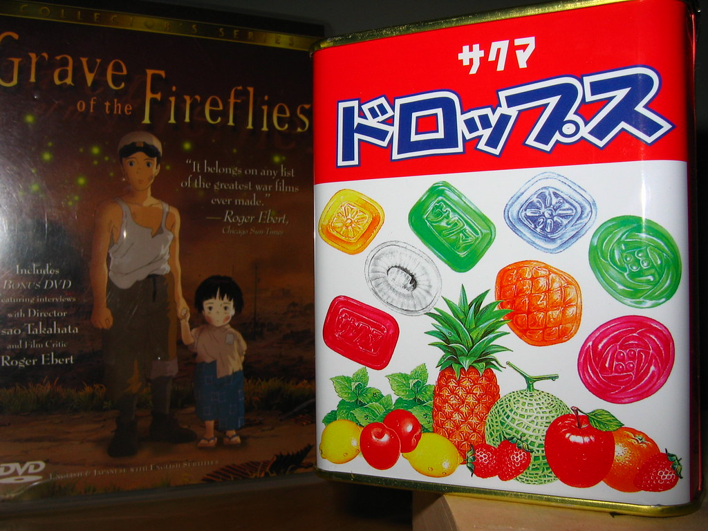 Candy of the Fireflies